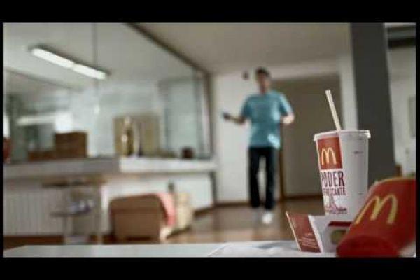 McDonald's Mundial Sudáfrica : David Villa