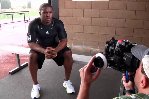 Athletes talk about adidas miCoach