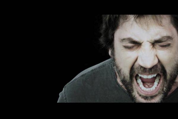 Javier Bardem grita de dolor ajeno. ¿Y tú? Hazte oír.