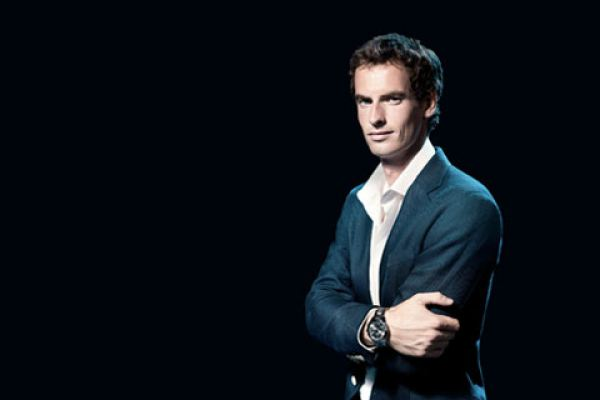 Andy Murray & Rado