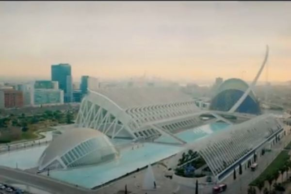 Spot Ciutat de les Arts i les Ciències 2018